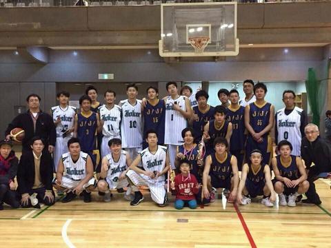vs JOKER(板橋区OPトーナメント一回戦)