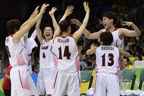 【リオ五輪女子日本代表】予選25vsブラジル