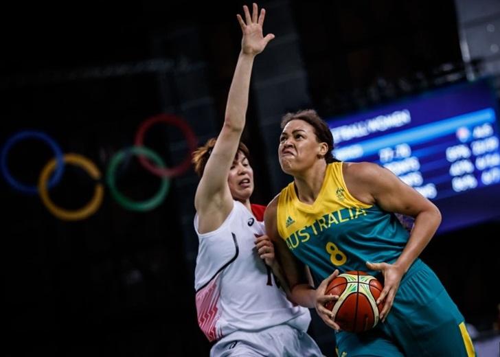 【リオ五輪女子日本代表】予選45vsオーストラリア