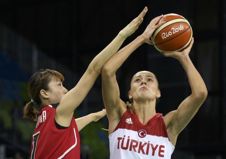 リオ五輪女子日本代表予選35vsトルコ